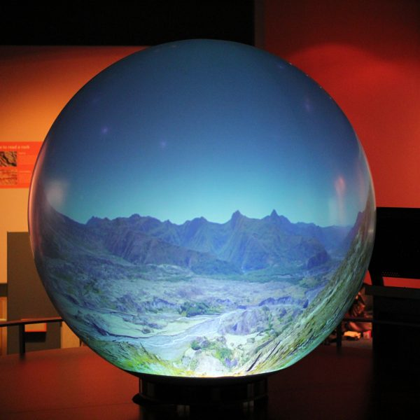 GeoDome Digital Globes