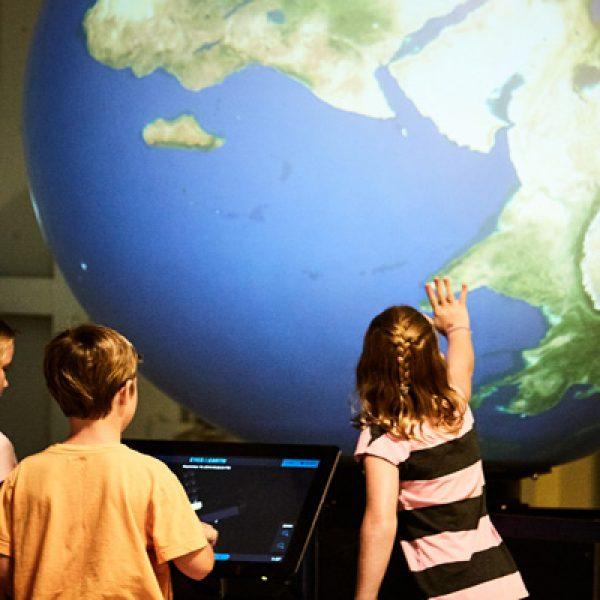 GeoDome Globes