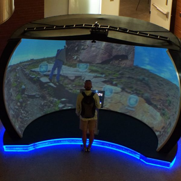 GeoDome Panorama